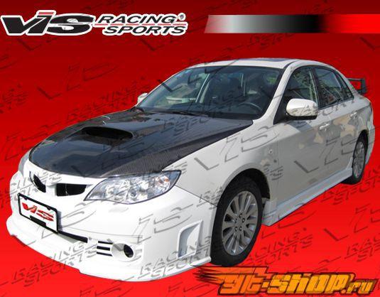 Аэродинамический Обвес для Subaru Impreza WRX STi 2011-2011 RALLY