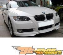 Губа M-tech на передний бампер на BMW E92
