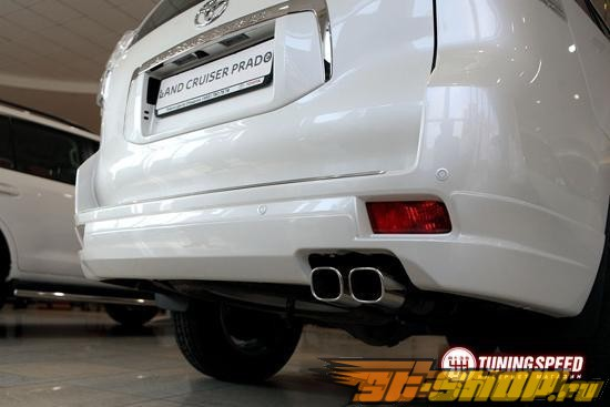 Обвес по кругу Modellista для Toyota Land Cruiser Prado 150