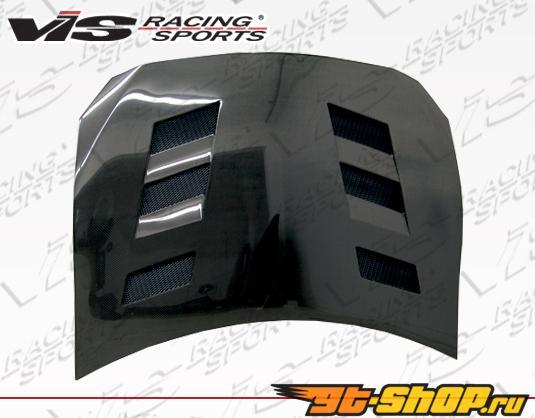 Карбоновый капот с жабрами для Subaru BRZ