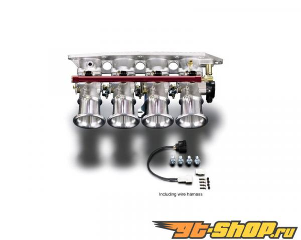 Toda Racing Sports Injection комплект - 45mm Throttle Body | 33mm Trumpet Honda B16A, B16B, B18C-R 89-01