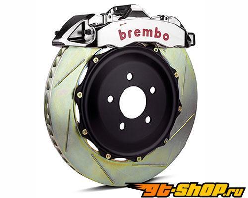 Brembo GT-R 15 Inch 4 поршневые Monoblock задний 2pc тормозной комплект Mercedes-Benz SL600 / SL55 AMG 03-08