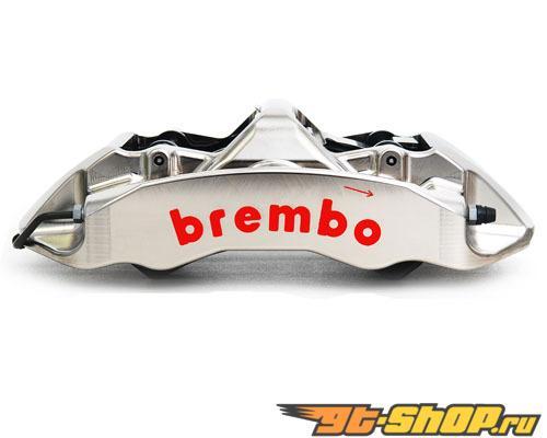Brembo GT-R 16 Inch 6 поршневые 2pc передний  тормозной комплект Drilled BMW 650i xDrive F12/13 12-13