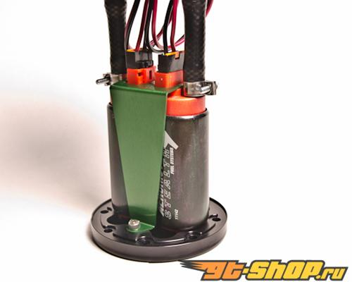 Fuel Surge Tank With Dual Aeromotive 340R