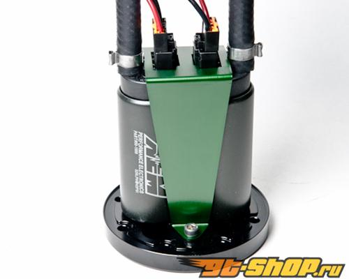 Fuel Surge Tank With Dual Aem 50-1200 E85 Pumps Not Included