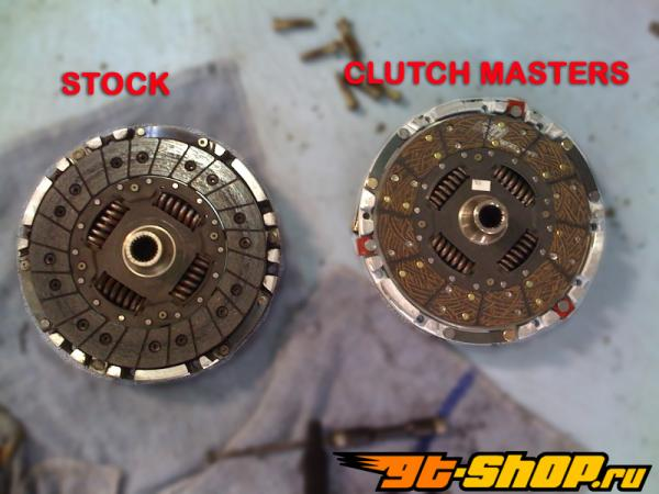 Сцепление  Masters FX250  Сцепление  Sprung полный Disk Organic/Fiber Tough Porsche 997 Turbo | GT2 07-09