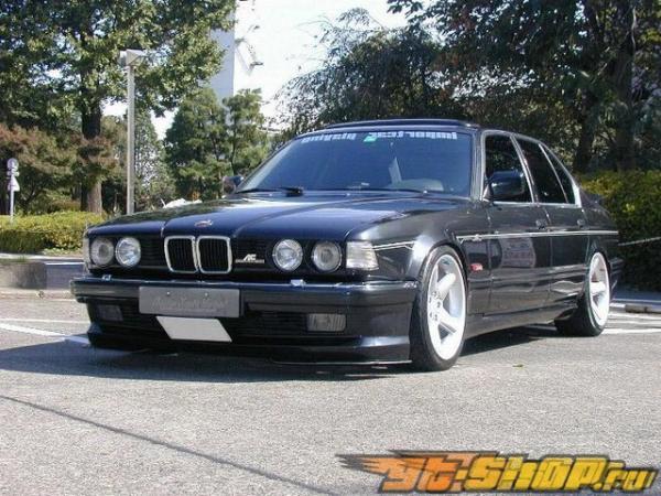 Обвес по кругу AC Schnitzer на BMW 7-series E32