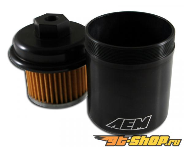 AEM High Volume Fuel Filter Acura Integra Type R 1.8L | 1797ccL4 [B18C5] 97-98