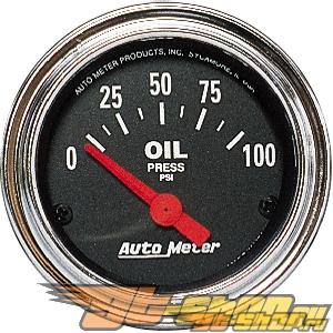 "AutoMeter 2"" давления масла, 0-100 Psi [ATM-2522]"