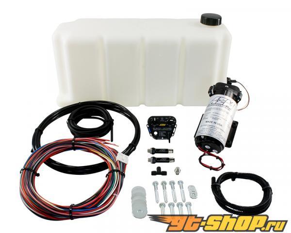 AEM V2 Water | Methanol Injection комплект HD Controller 5 Gallon Tank