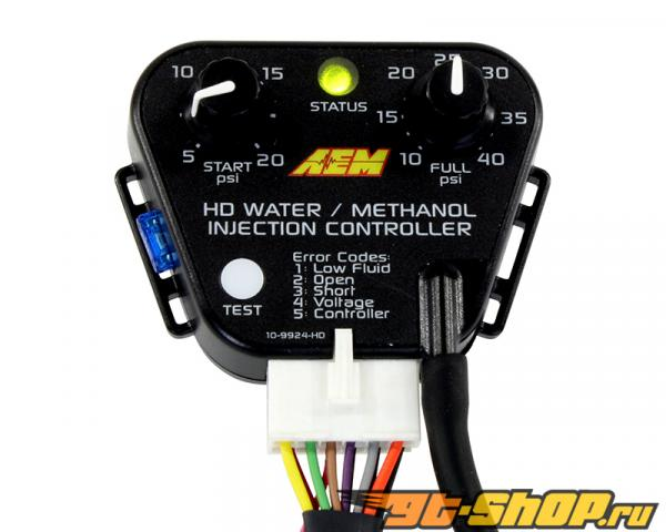 AEM V2 Water | Methanol HD Controller комплект