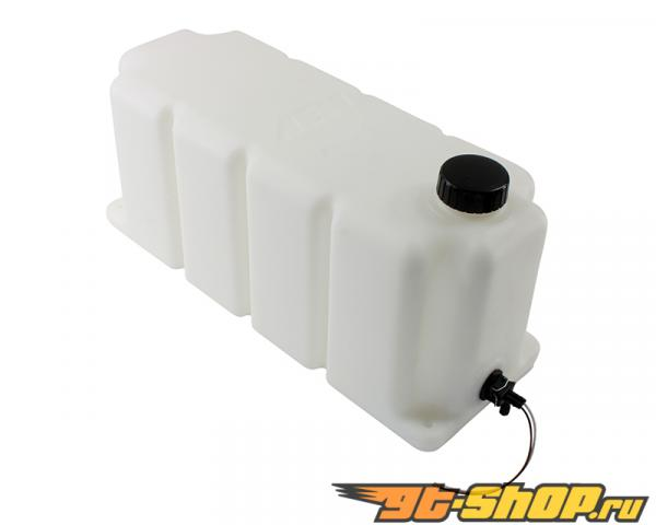 AEM V2 Water | Methanol Injection 5 Gallon Tank комплект with Conductive Fluid Level сенсоры