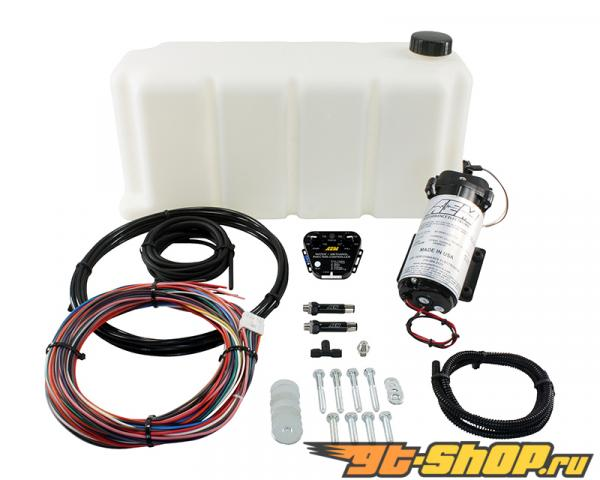 AEM V2 Water | Methanol Injection комплект Multi Input Controller with 5 Gallon Tank
