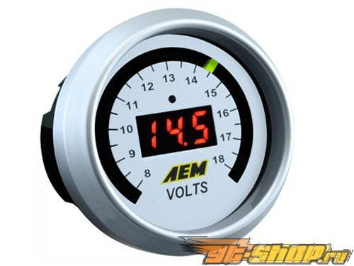 AEM цифровой вольтметр