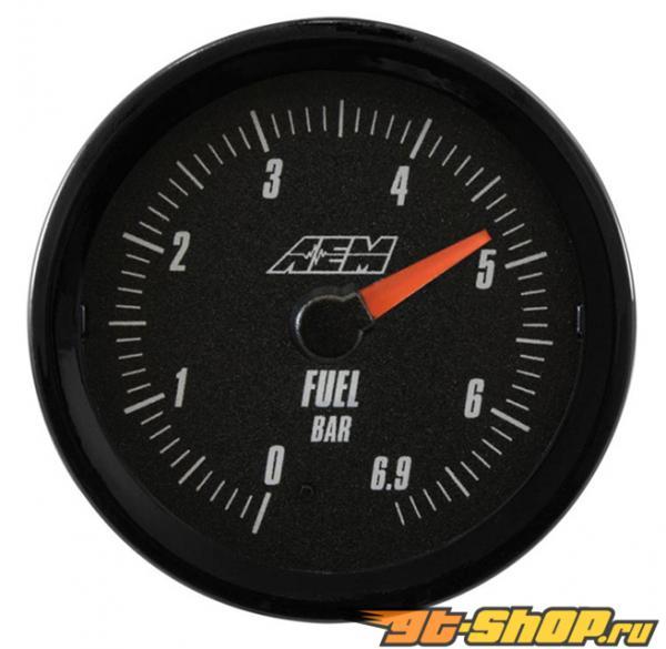 AEM Analog Oil | Fuel Metric Pressure Датчик 0~6.9Bar универсальный
