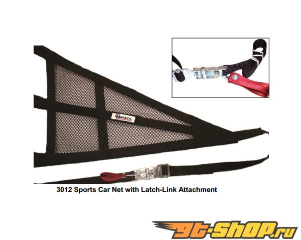 Team Tech Sports Car Center Net with Latch-Link