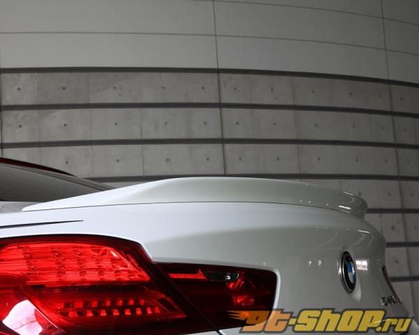 3D Design Уретан багажник Спойлер BMW 6 Series F06 | F13 M Sport 12-15