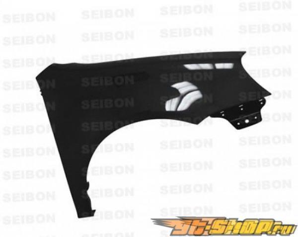 Карбоновые крылья для Volkswagen Golf 4 2007-2010 Seibon
