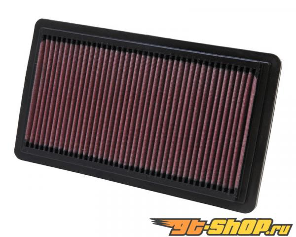 K&N Replacement Flat Panel Air Filter Mazda CX-7 2.3L 07-12
