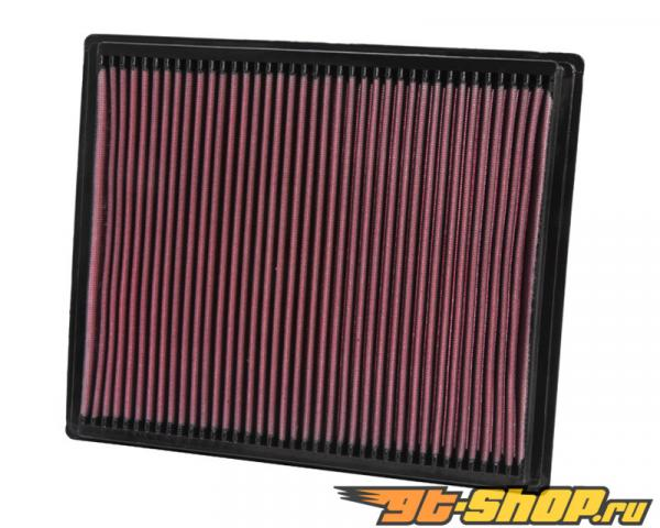 K&N Replacement Air Filter Nissan Frontier 4.0L V6 05-14