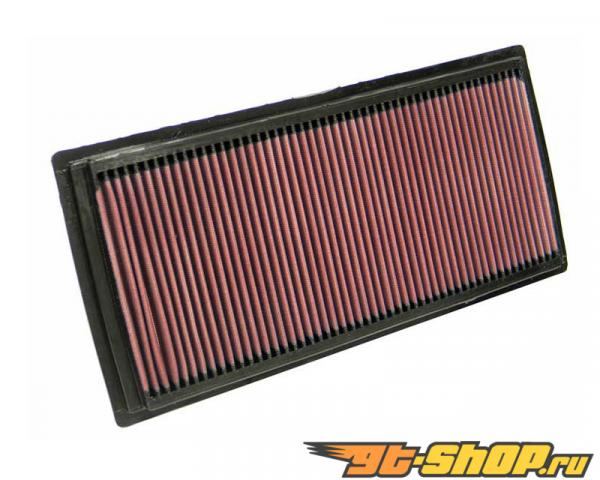 K&N Replacement Air Filter Nissan Frontier 2.5L 05-14
