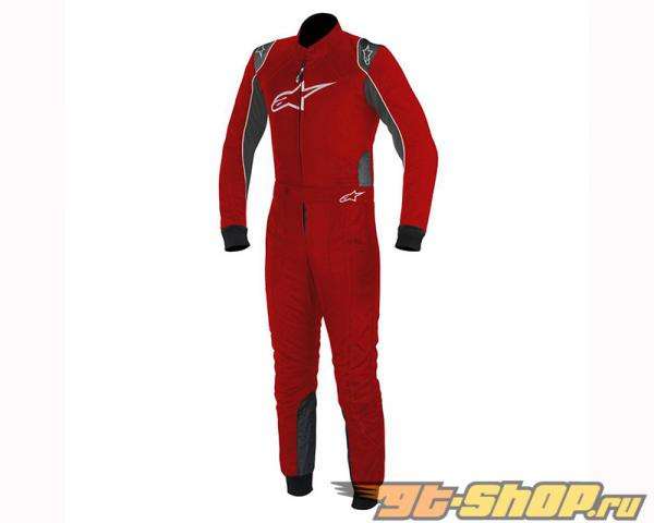 Alpinestars New KMX-9 S. Suit 362 Dark Красный Anthracite Белый