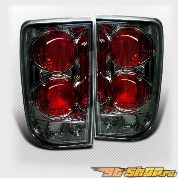 Задняя оптика на Chevrolet Blazer 00-04 Тёмный