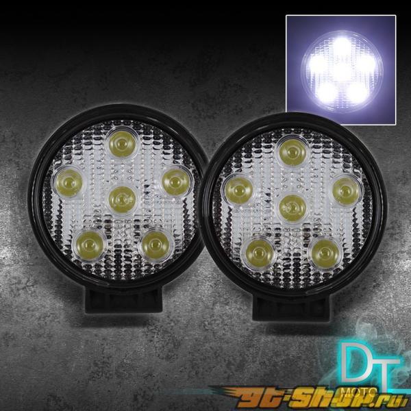 Противотуманные фонари для Ford Expedition 07-10 SUPER Белый