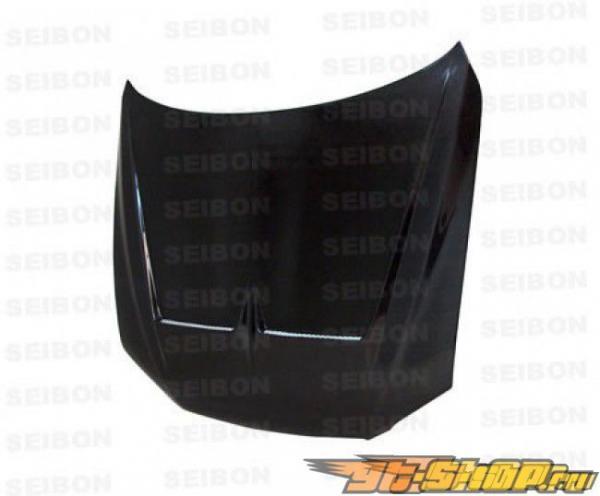 Карбоновый капот на Toyota Altezza/Lexus IS300 00-05 Seibon BX Стиль