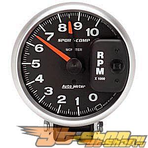 "AutoMeter 5"" тахометр, 10,000 Rpm, Std [ATM-3900]"