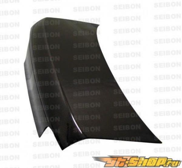 Карбоновый багажник на Subaru Impreza WRX STi 1998-2001 Seibon