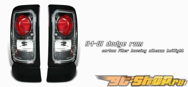 Задняя оптика на Dodge Ram 94-01 ALTEZZA Карбон