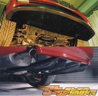 Задняя губа для Saturn Aura 07-09 Racer Duraflex