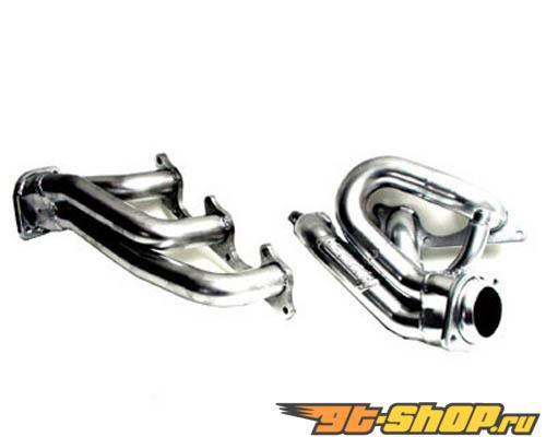 "BBK Хром Short Tuned Length 1-5/8"" выхлопной коллектор Ford Mustang 4.0L V6 05-10"
