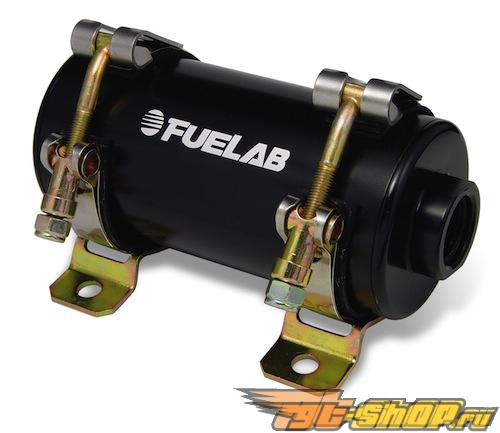 Fuelab Prodigy 40401 Reduced Size Fuel Pump: 75 GPH @ 45PSI (Up to 700HP) #23946