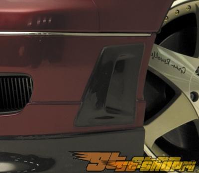 Задний бампер для Saturn SC 2 91-96 Buddy Duraflex