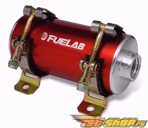 Fuelab Prodigy Inline Fuel Pump: 190 GPH @ 45PSI (Up to 1800HP) #21540