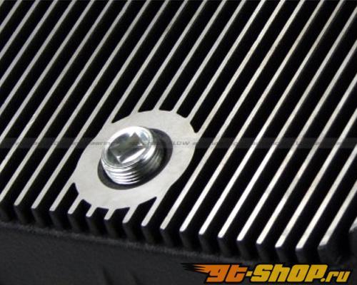 aFe Power Machined Transmission Pan GMC Sierra Duramax V8 6.6L 01-12