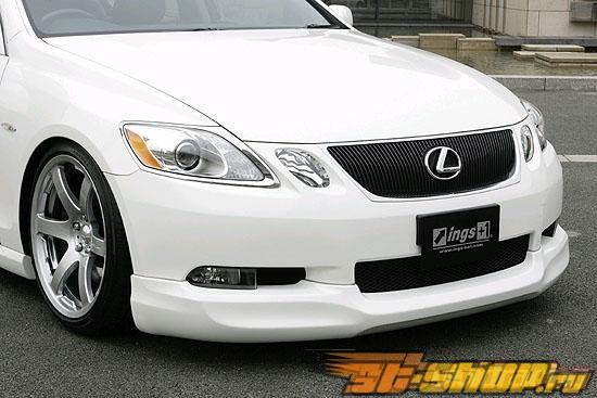 Аэродинамический обвес INGS для Lexus  GS 300 2006-2010