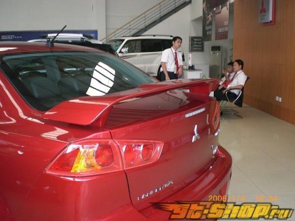 Обвес по кругу на Mitsubishi Lancer EX