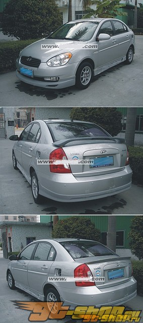 Обвес Hyundai Accent