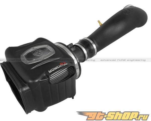 aFe Momentum GT Pro Сухой S Stage-2 Cold Air Intake System Cadillac Escalade V8 6.2L 07-08
