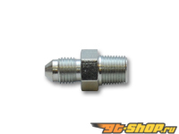 "Straight Adapter Fitting; Size: -3AN x 1/8"" NPT"