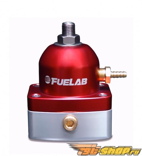 Fuelab 545 Series Mini давления топлива Regulators : -6AN Inlets #22590
