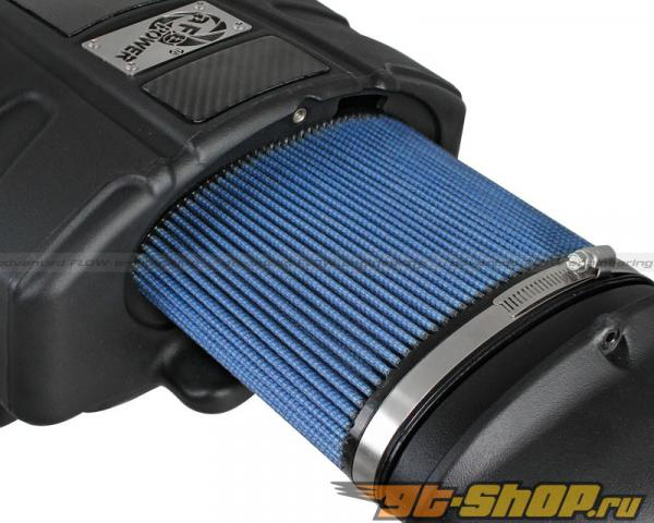 aFe Magnum FORCE Pro 5R Stage-2 Cold Air Intake System BMW 535i F10 L6 3.0T N55 11-15