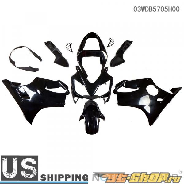Комплект ABS-пластика для honda cbr600 f4i