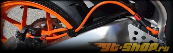 Армированные тормозные шланги для Honda F4i cbr600