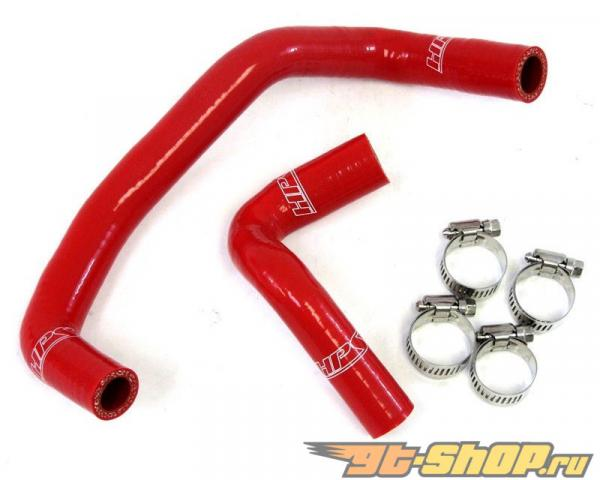 HPS High Temp Reinforced Silicone силиконовые патрубки Coolant Красный Mazda Miata 2.0L 06-14