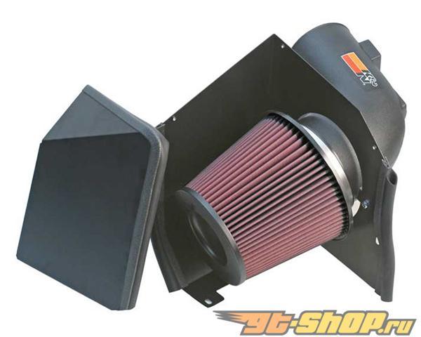 K&N 57 Series FIPK Performance Intake комплект without Tube GMC Sierra 2500 | 3500 6.6L Diesel 05-06