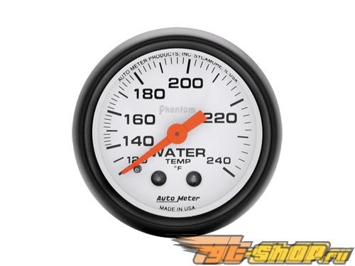 """Autometer Phantom 2 1/16"""" Mechanical 120-240 Degree температуры жидкости Датчик"""